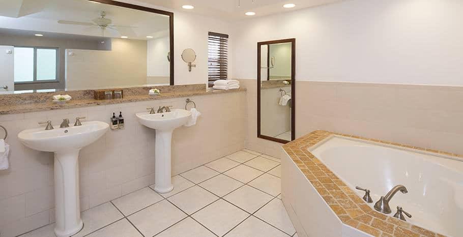 Galley Bay Resort Antigua Premium Bathroom