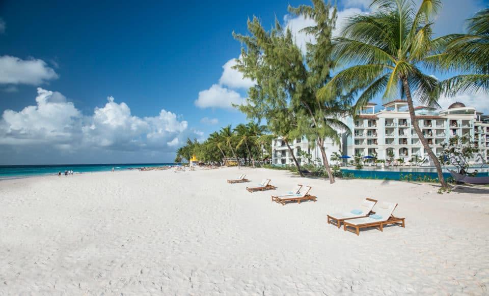 Sandal Royal Barbados Beach