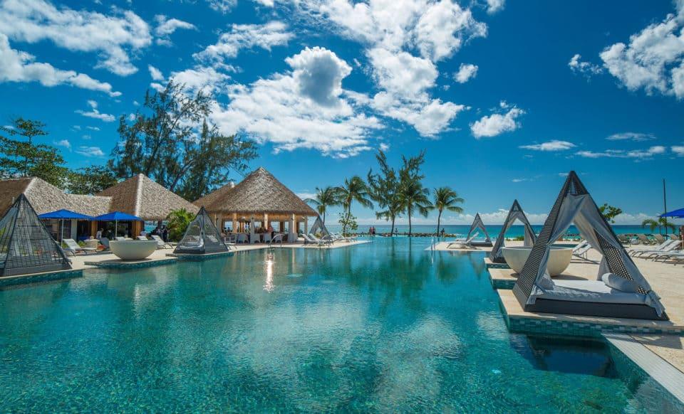 Sandals Royal Barbados Pool