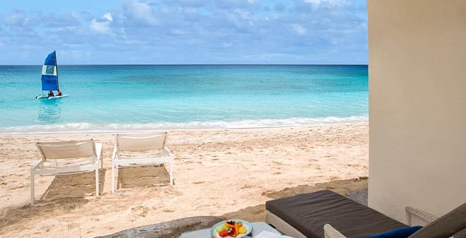 Galley Bay Resort & Spa Superior Deluxe Room Beach