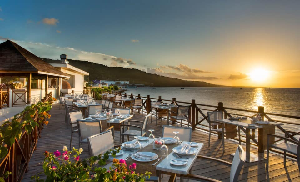 Moon Palace Jamaica Sun Deck