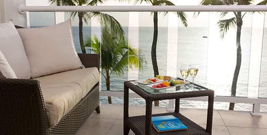 Waves Hotel & Spa Ocean Front Junior Suite