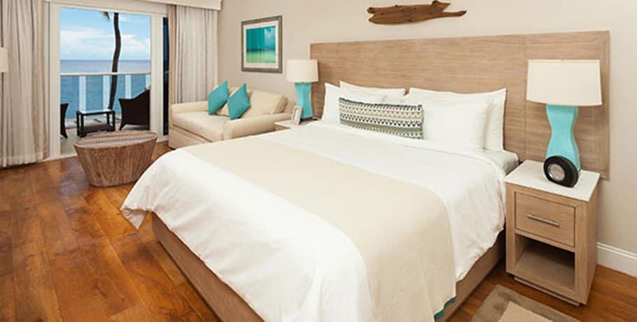 Waves Hotel & Spa Ocean View Room