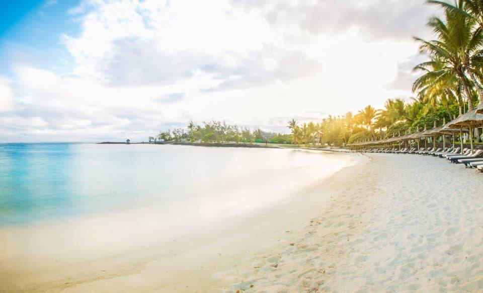 Constance Belle Mare Plage Beach