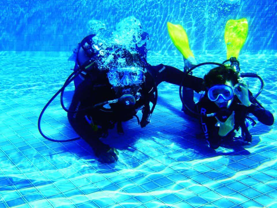 Constance Belle Mare Plage Diving