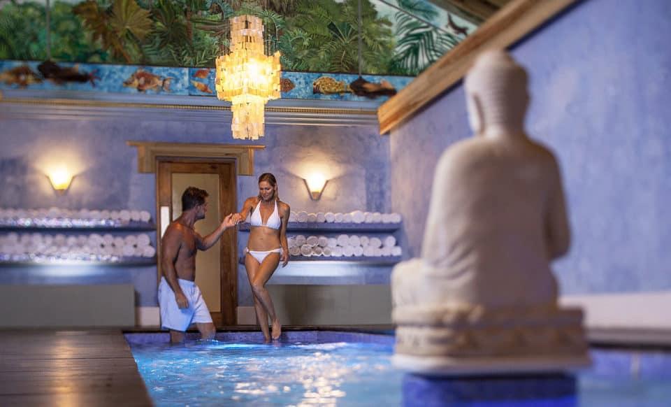 Couples Swept Away Jamaica Spa