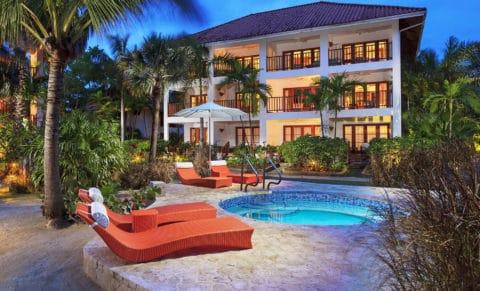 Couples Swept Away Jamaica Pool