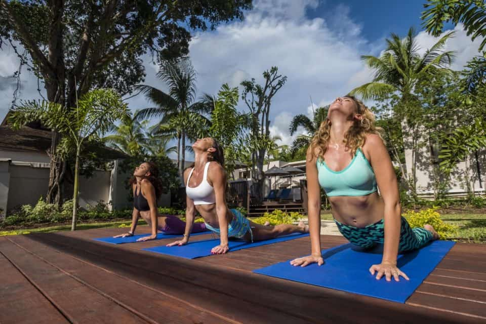 Waves Resort & Spa Yoga