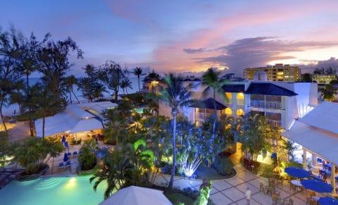 Turtle Beach Barbados Sunset