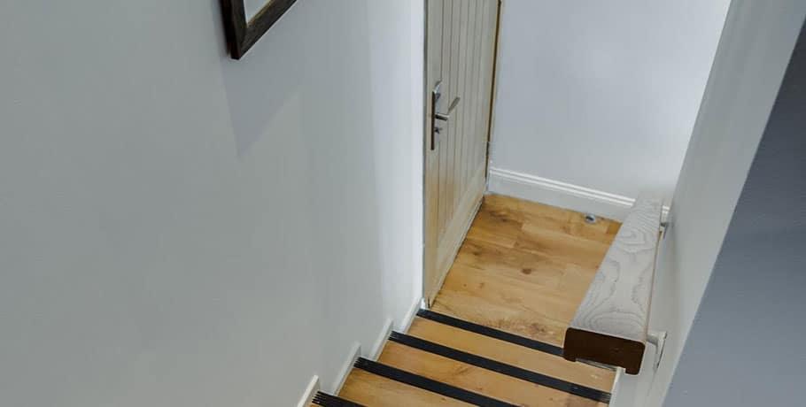 waves hotel & spa split level room