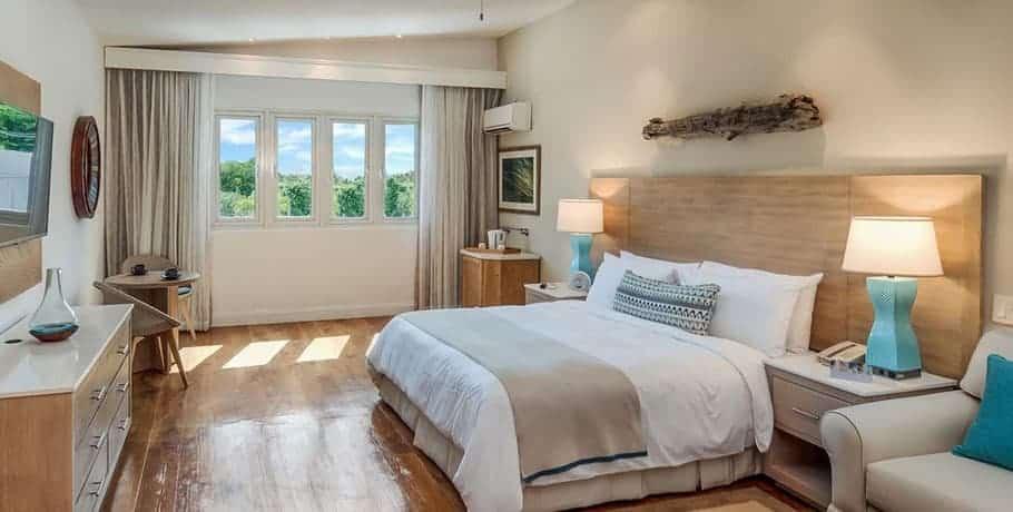waves hotel & spa standard room
