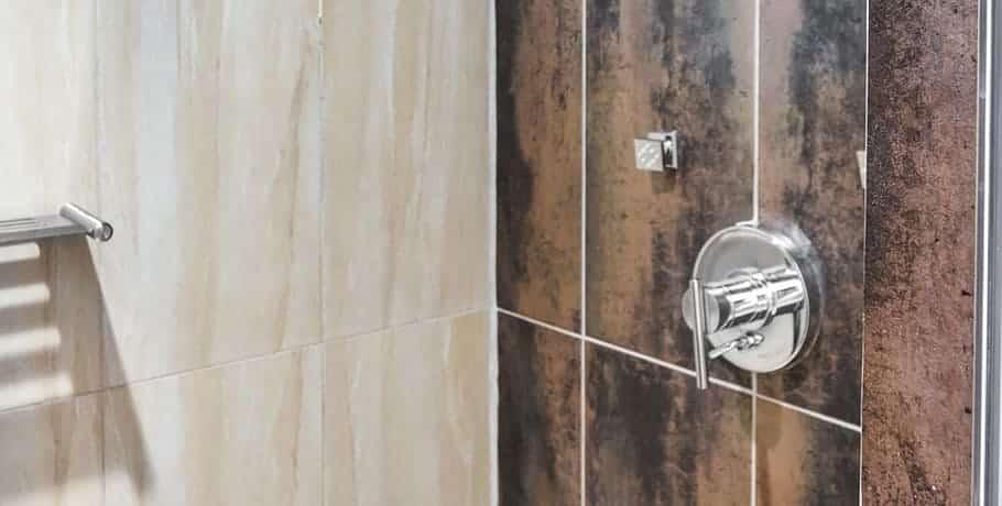 waves hotel & spa standard shower