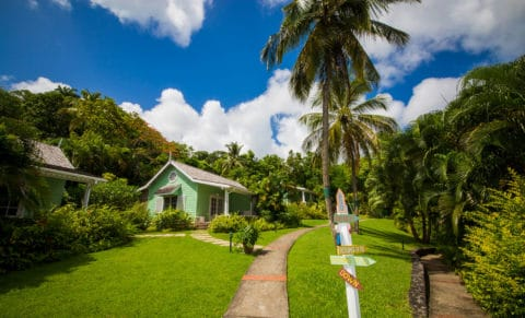 East Winds St Lucia Deluxe Cottage