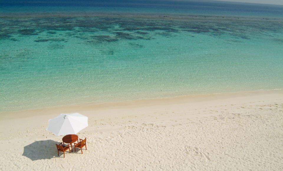 Coco Palm Dhuni Kolhu Beach & Reef House