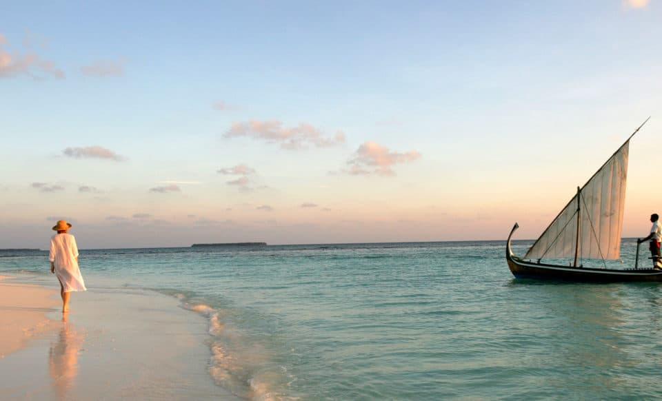 Coco Palm Dhuni Kolhu Sunset