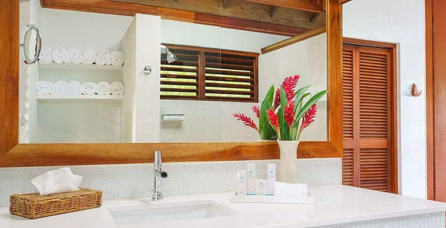 Swept Away Jamaica Atrium Suite Bathroom