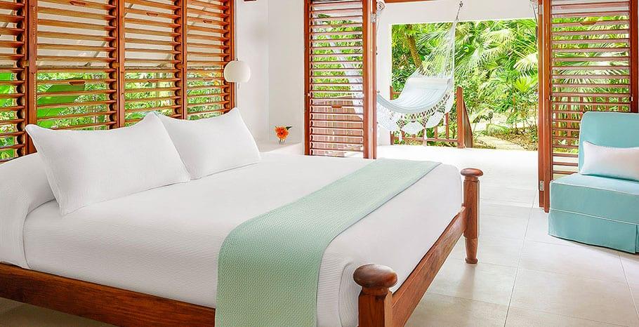 Swept Away Jamaica Atrium Suite Room