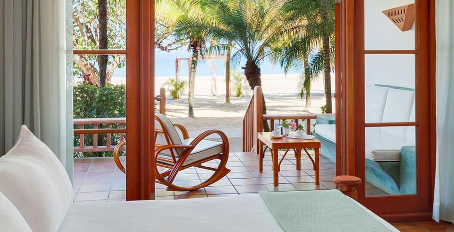 Couples Swept Away Jamaica Beachfront Verandah Suite