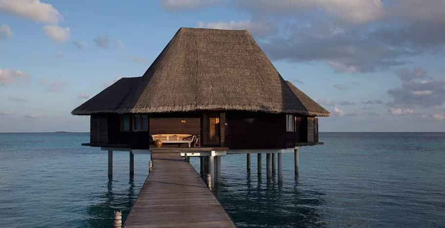 coco palm dhuni kolhu sunset lagoon villa