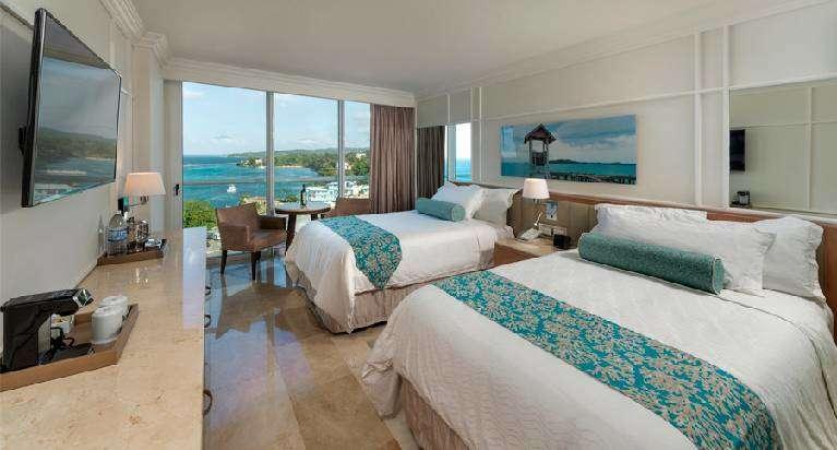 Moon Palace Jamaica Deluxe Ocean View Room