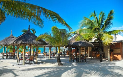 Preskil Beach Resort Deluxe Penthouse Restaurant Tapas Bar