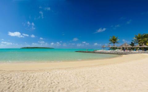Preskil Beach Resort Beach