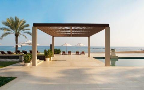 Al Bustan Palace Cabana
