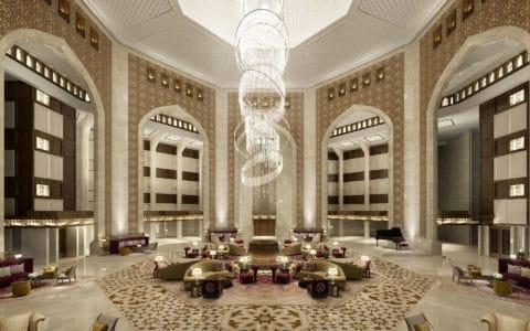 Al Bustan Palace Atrium