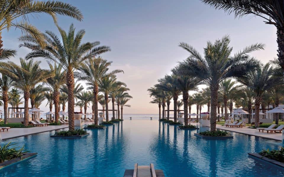 Al Bustan Palace Pool