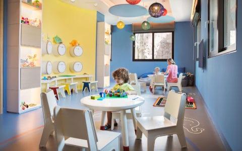 Saadiyat Rotana Resort Kids Club