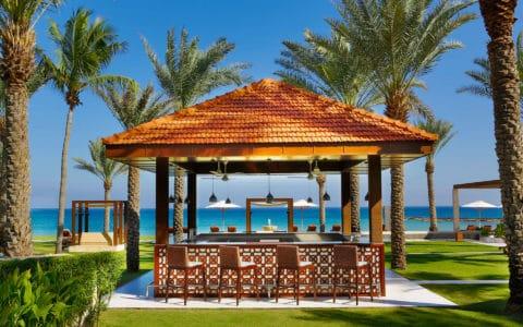 Al Bustan Palace Bar BLU