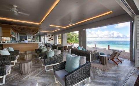 Carana Beach Hotel Beach Bar