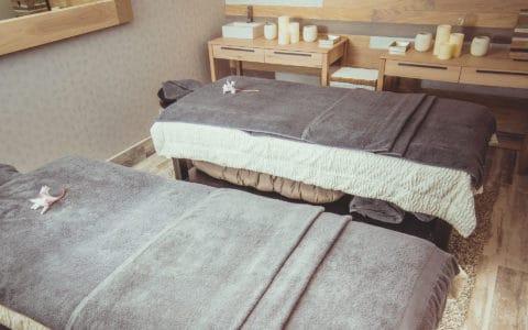 Carana Beach Hotel Beach Couples Treatment Room