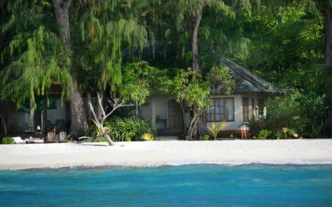 Denis Private Island Villas