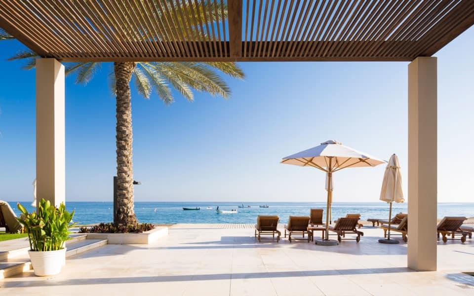 Al Bustan Palace Infinity Pool