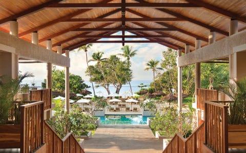 Kempinski Seychelles Lobby