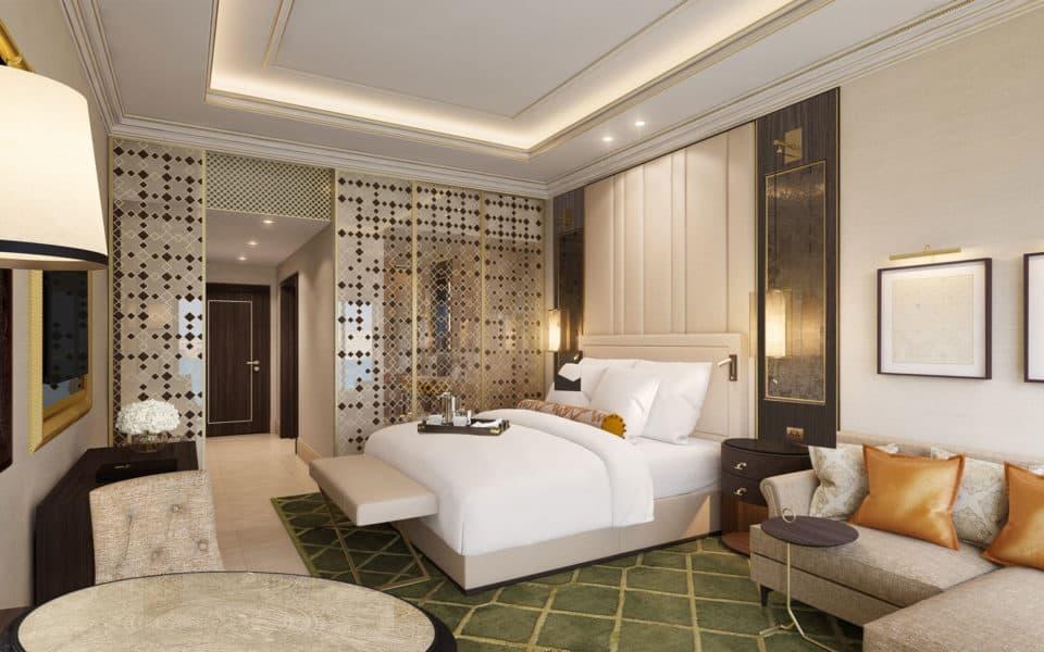 Al Bustan Palace Standard Guestroom