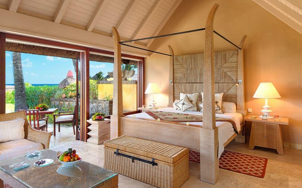 The Oberoi Beach Resort Luxury Pavilion