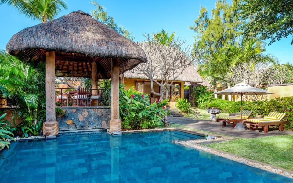 The Oberoi Beach Resort Luxury Villa with Private Poo