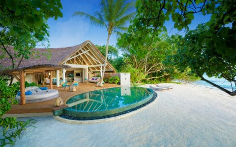 Milaidhoo Maldives Beach Pool Villa