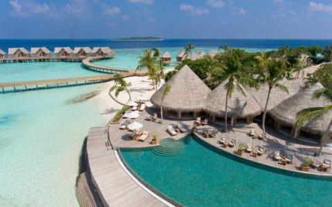 Milaidhoo Maldives Dining Compass Pool Bar