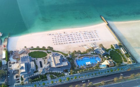 The St. Regis Abu Dhabi Nation Riviera Beach Club