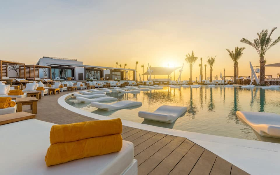 Nikki-Beach-Dubai-Sunset