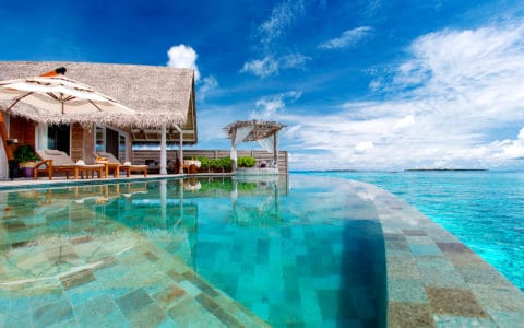 Milaidhoo Maldives Ocean Residence Exterior
