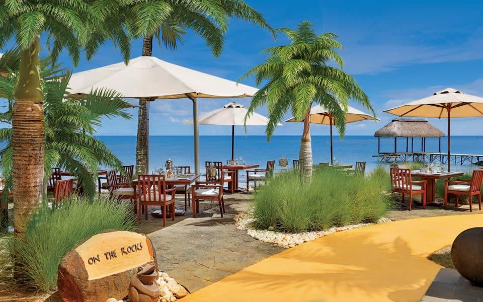 The Oberoi Beach Resort On the Rocks