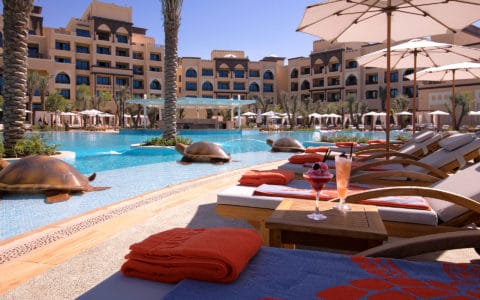 Saadiyat Rotana Main Pool