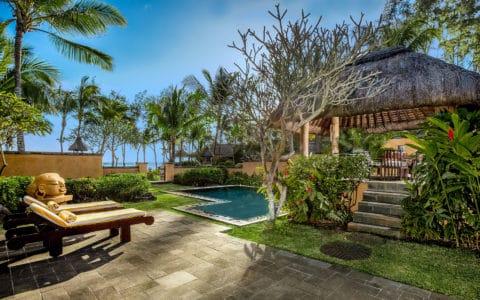 The Oberoi Beach Resort Premier Villa with Swimming Pool