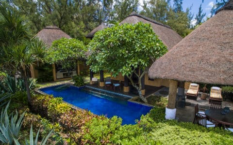 The Oberoi Beach Resort Presidential Villa with Private Pool