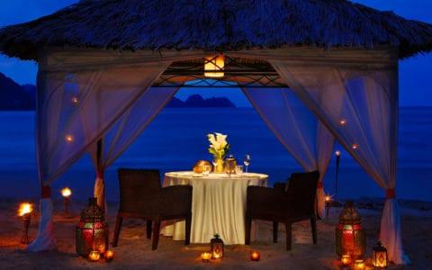 Al Bustan Palace Private Cabana