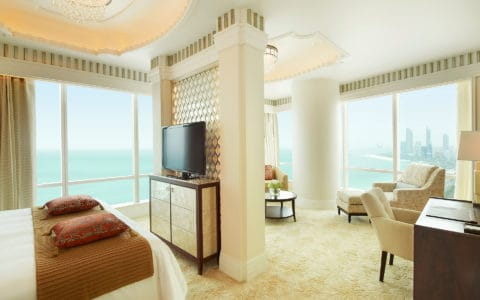 The St. Regis Abu Dhabi Room